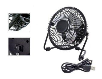 Quạt USB Mini Fan Coolmax (Đen)