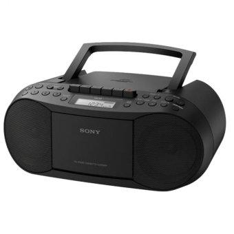 Radio CD-Cassette Sony CFD-S70 (Đen)