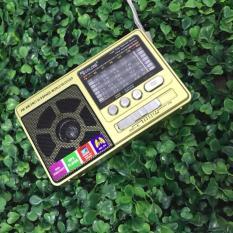 Radio RX-181 nghe nhạc USB thẻ nhớ kiêm sạc dự phòng