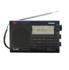Radio Tecsun PL-660 (Đen)