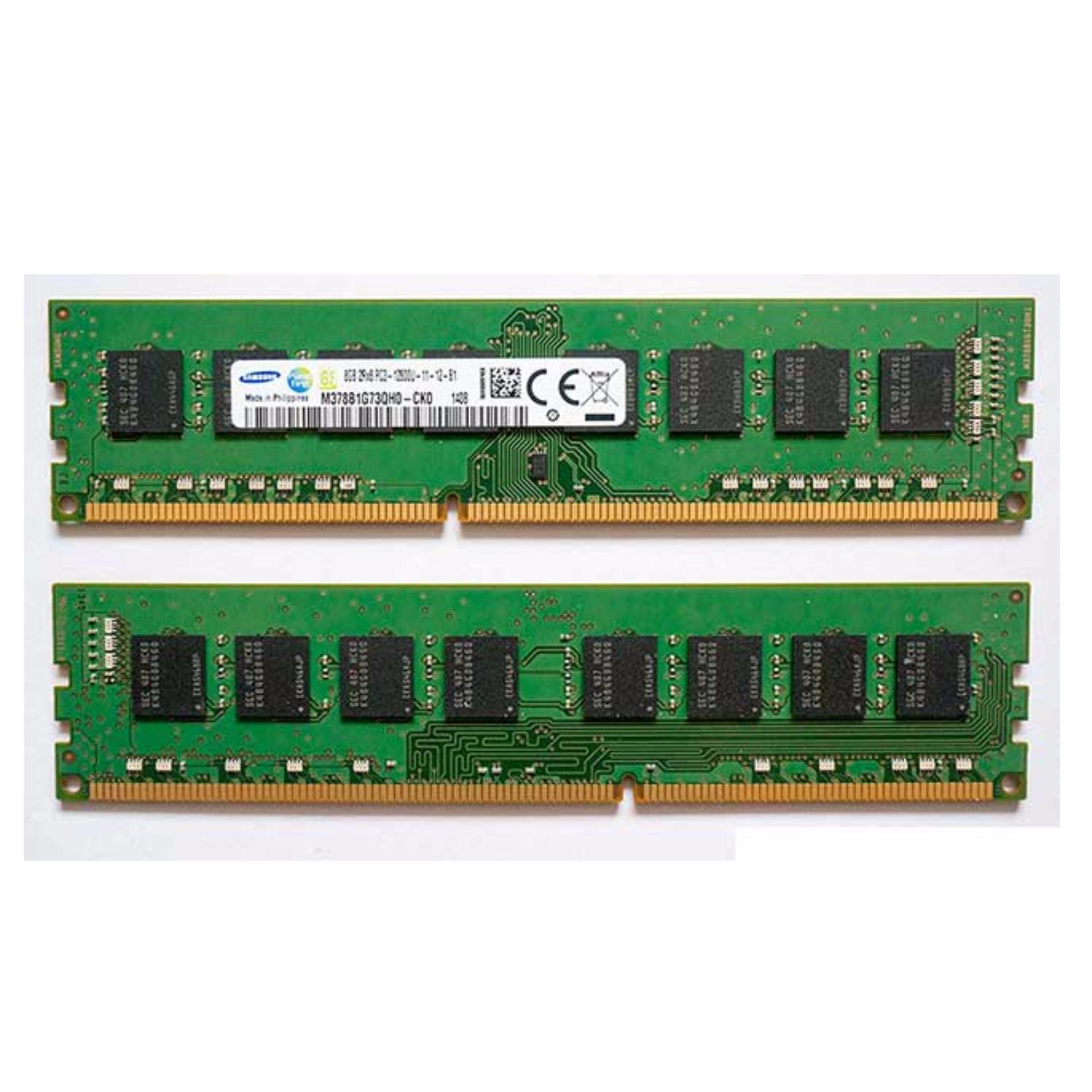 RAM máy tính để bàn DDR3 2GB bus 1333 Mhz (Xanh Lá) - Hàng Nhập Khẩu RA 174