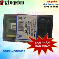 Ram laptop DDR3 dung lượng 4GB buss 1600Mhz