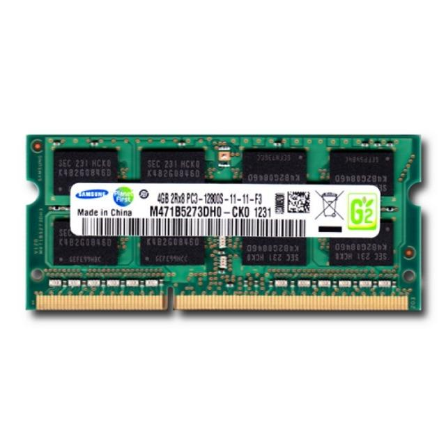 Ram Samsung 4GB PC3 12800S bus 1600 Mhz BH 3 năm