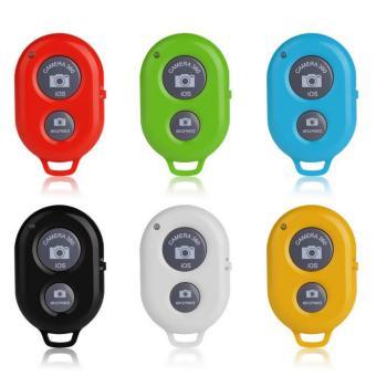 Remote chụp ảnh cho điện thoại Bluetooth Shutter (Xanh dương) -Cloud Store - 4