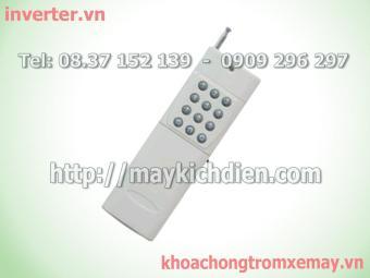 Remote điều khiển từ xa 12 thiết bị 300m