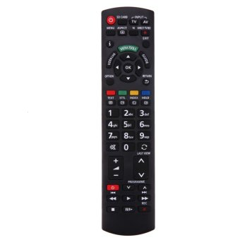 Replacement Remote Control for Panasonic LCD/LED/HDTV N2QAYB000487- intl