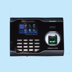 Ronald Jack SILK-101-TA: Máy chấm công bằng Vân tay và thẻ từ