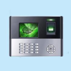 Ronald Jack X968: Máy chấm công vân tay & thẻ từ, tích hợp pin lưu điện