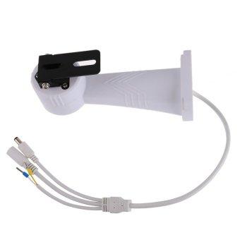Rotating Camera Holder Bracket with Built-in Intelligent SmartDecoder Board (White) - intl