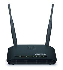 Router Wifi D-Link DIR-605L (Đen)