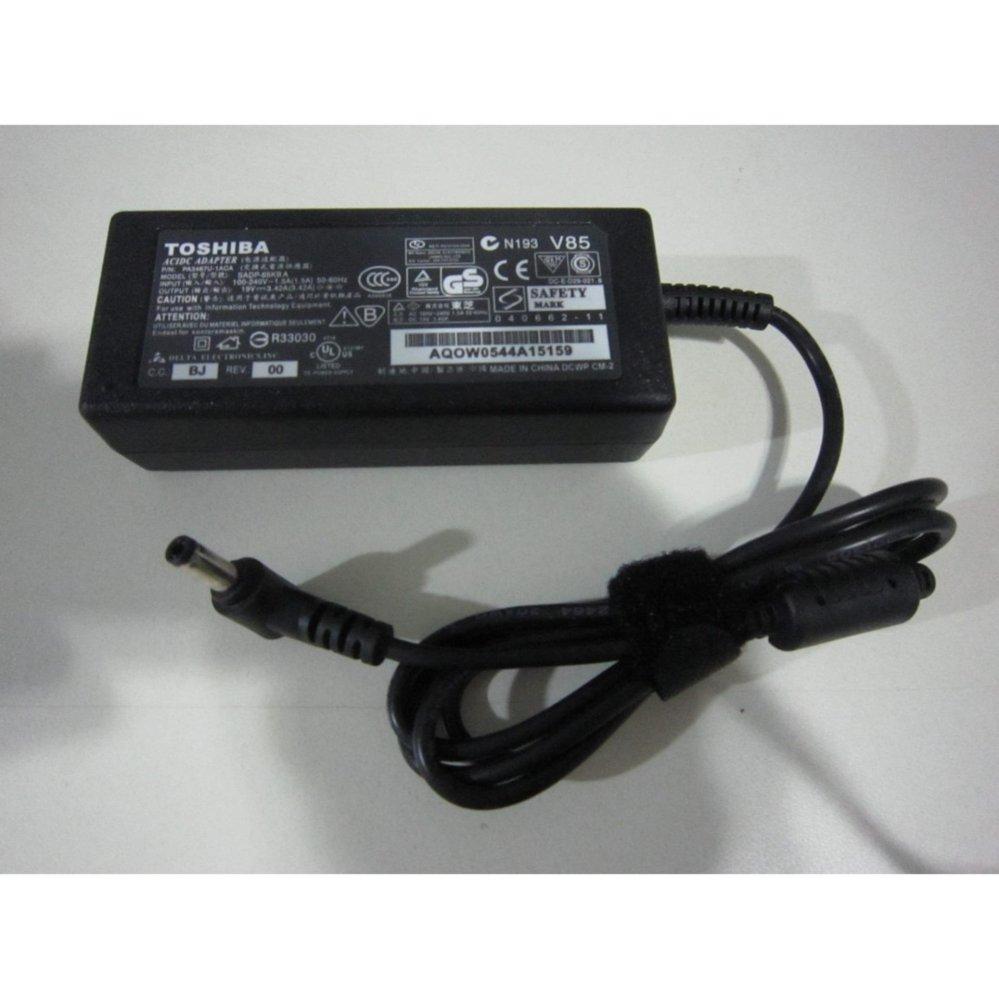 Giảm giá Sạc Dành Cho Laptop Toshiba M200 19V – 3.42A