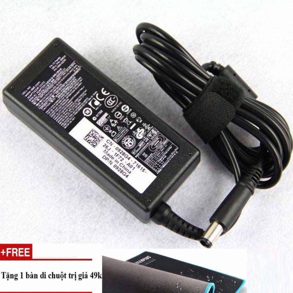 Sạc laptop Dell Latitude E5540+Tặng bàn di chuột