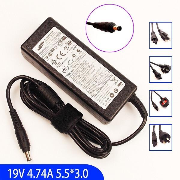 Bảng Báo Giá Sạc Laptop Samsung NP-R580,NP-R700,Np-R620E,NP-R519