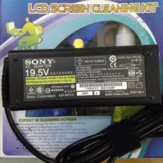 Sạc Laptop Sony 19.5v – 4.7a (90W + Tặng Bộ Vệ Sinh Laptop)