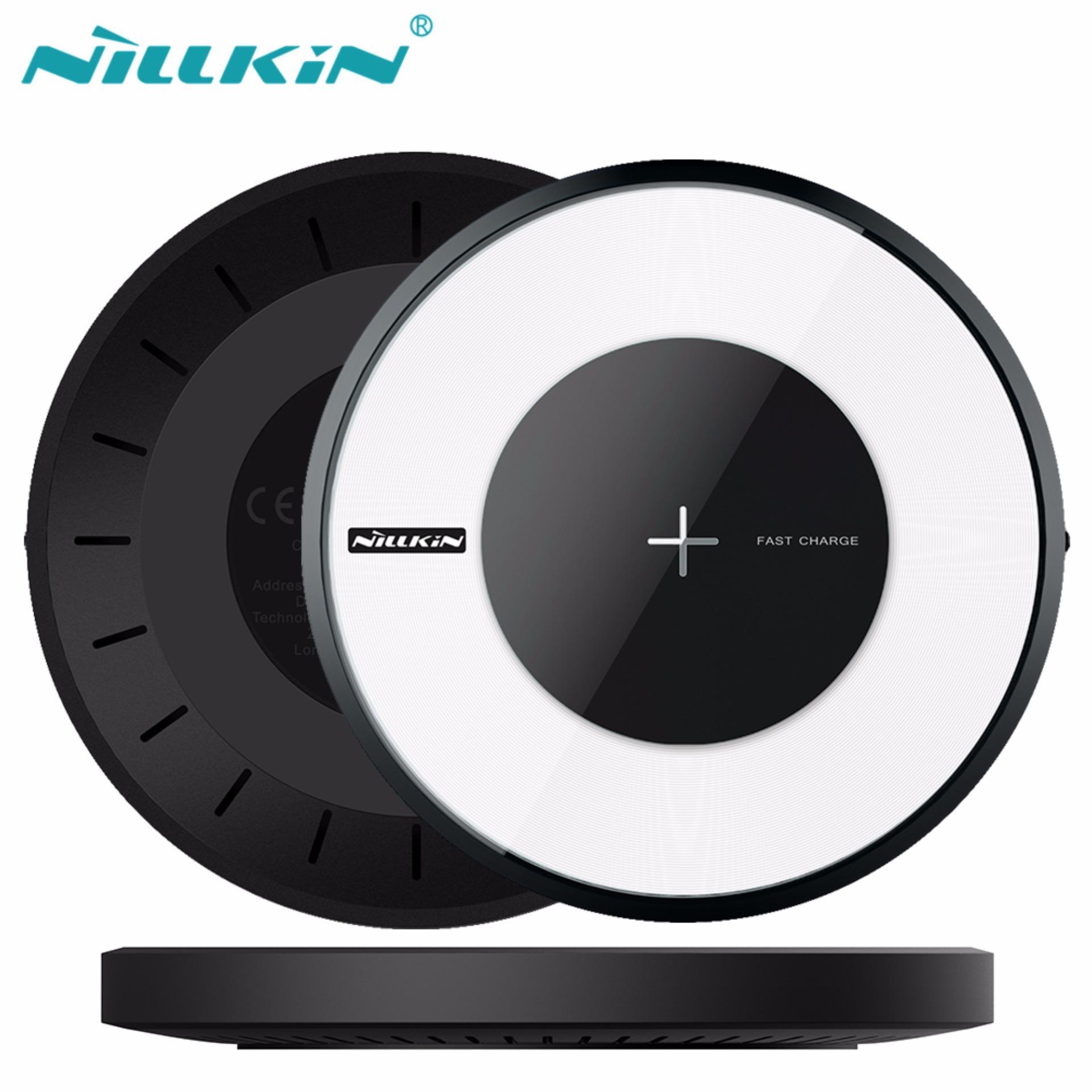 Sạc nhanh không dây Nillkin Magic Disk 4 chuẩn Qi – Nillkin Magic Disk 4 Fast Charger QI Wireless Charger