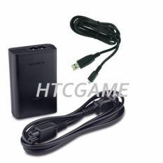 Nơi mua Bộ Sạc Adapter và cáp cho máy PS Vita 2000 (Đen)