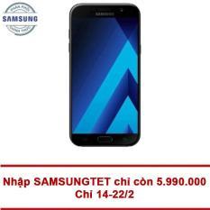 Samsung Galaxy A7 2017 32GB (Đen) - Hãng Phân phối chính thức