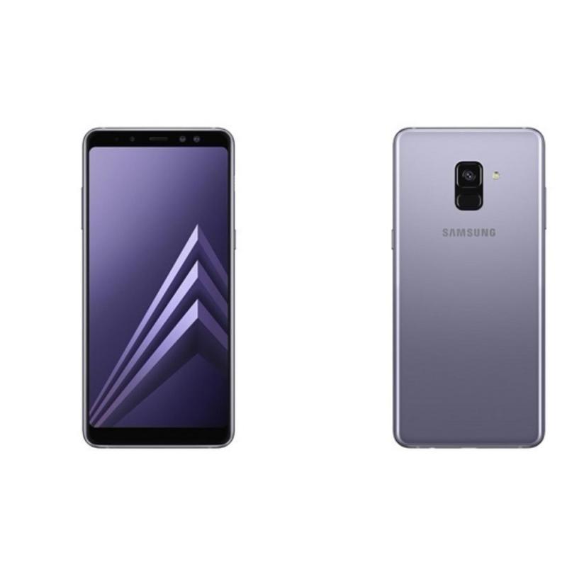 Samsung Galaxy A8 32GB RAM 4GB 5.6inch (Tím xám) - Hãng phân phối chính thức