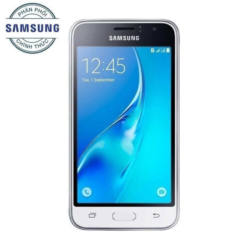 Samsung Galaxy J1 2016 8GB 2SIM (Trắng) - Hàng phân phối chính thức