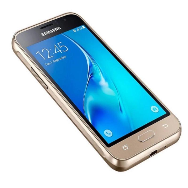 Samsung Galaxy J1 2016 Vàng - Hàng phân phối chính thức + Microphone Karake Q7