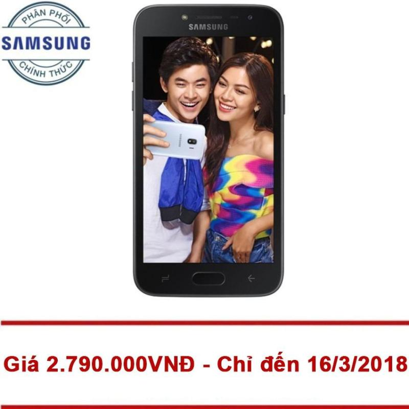 Samsung Galaxy J2 Pro 2018 16GB Ram 1.5GB (Đen) - Hãng phân phối chính thức