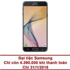 Giá bán Samsung Galaxy J7 Prime 32GB RAM 3GB (Đen) – Hãng phân phối chính thức