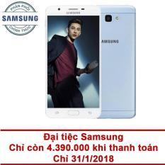 Bảng Giá Samsung Galaxy J7 Prime 32GB RAM 3GB (Xanh bạc) – Hãng phân phối chính thức