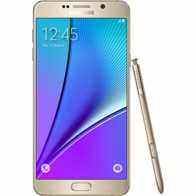 Samsung Galaxy Note 5 N920 32GB (Vàng) - Hàng nhập khẩu