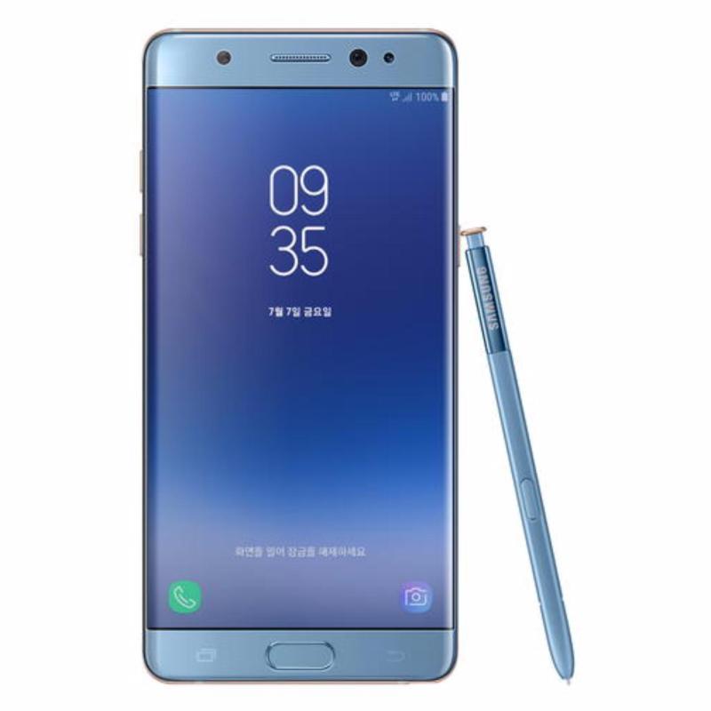 Samsung Galaxy Note FE 64GB RAM 4GB (Xanh) - Hãng phân phối chính thức