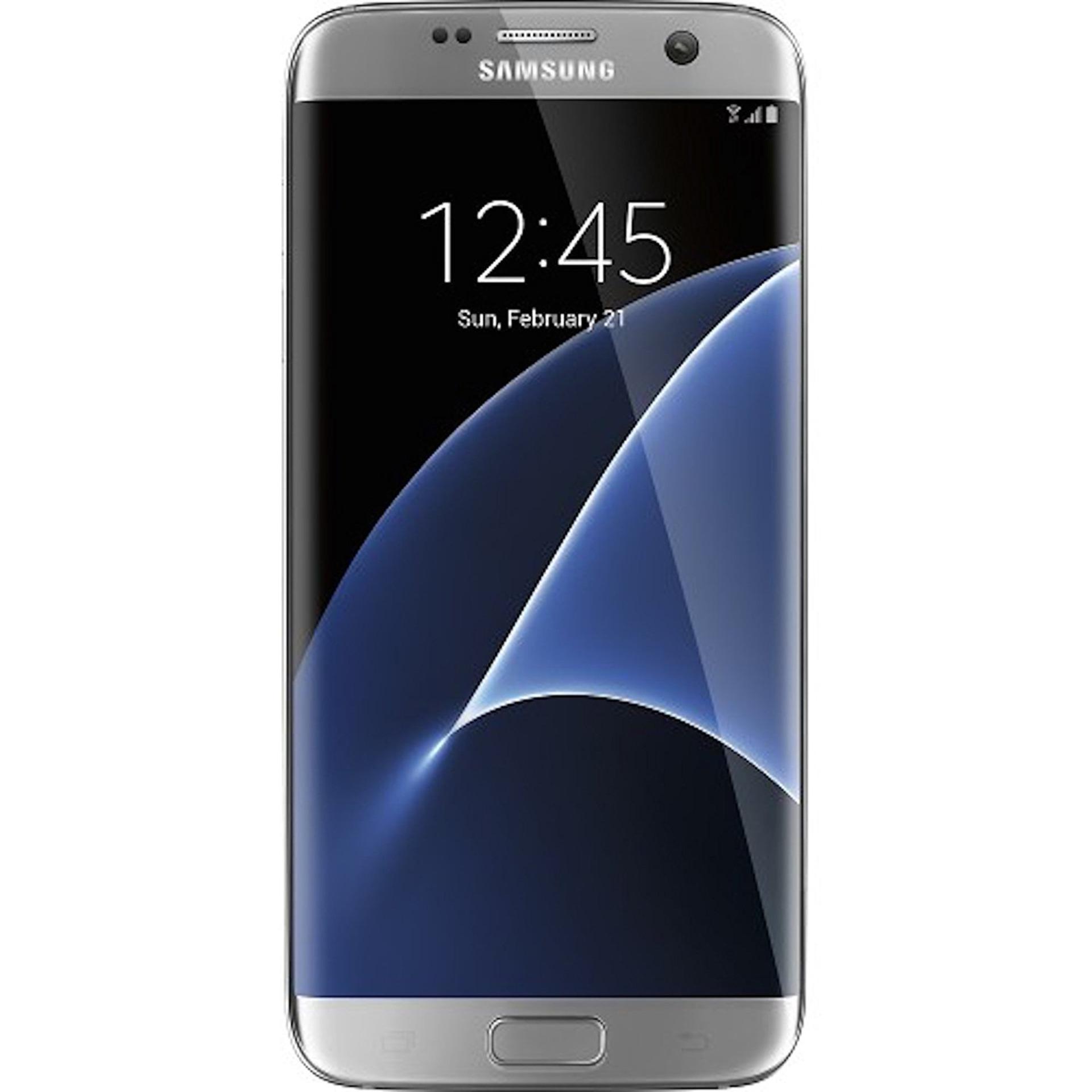 Samsung Galaxy S7 Edge G935 32GB (Bạc) - Hàng nhập khẩu
