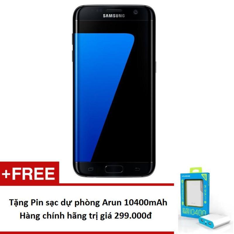 Samsung Galaxy S7 Edge SM-G935 32GB (Nhập khẩu từ Mỹ) + Tặng Pin sạc dự phòng Arun 10400mha (Hàng chính hãng)