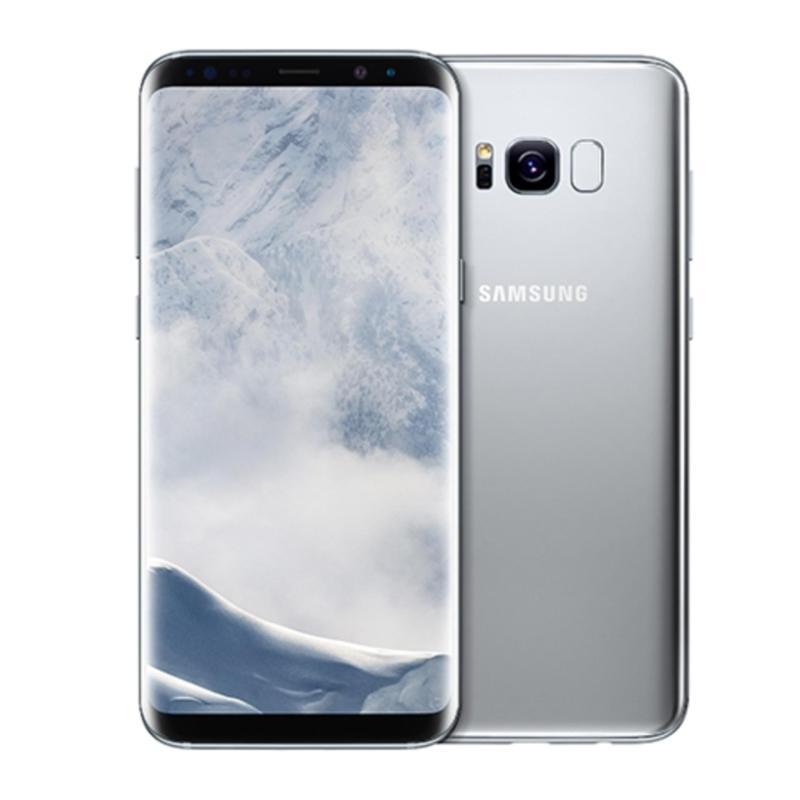 Samsung Galaxy S8 64GB Ram 4G (Bạc Bắc Cực) - Hàng nhập khẩu