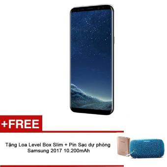 Samsung Galaxy S8 Plus 64G Ram 4GB 6.2inch (Đen Huyền Bí) - Hãngphân phối chính thức + Tặng loa Level...