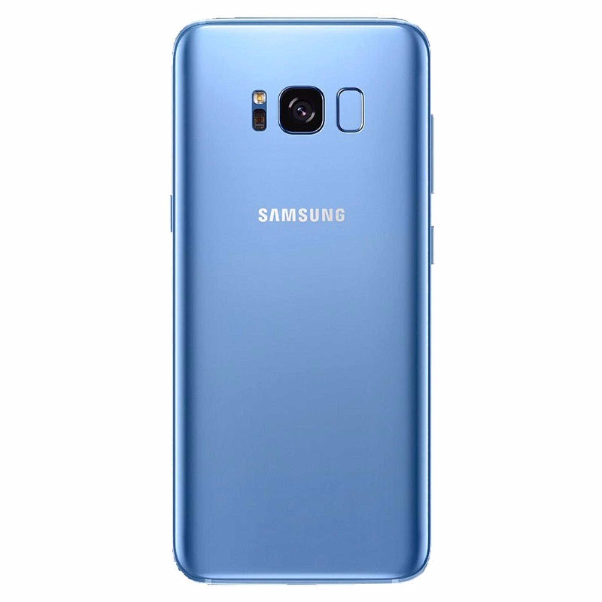 Samsung Galaxy S8 Plus Xanh Coral – Hàng phân phối chính thức(xanh 64GB)