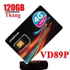 SIM 4G VINA VD89P tặng đến 120GB/tháng, miễn phí gọi nội mạng không giới hạn