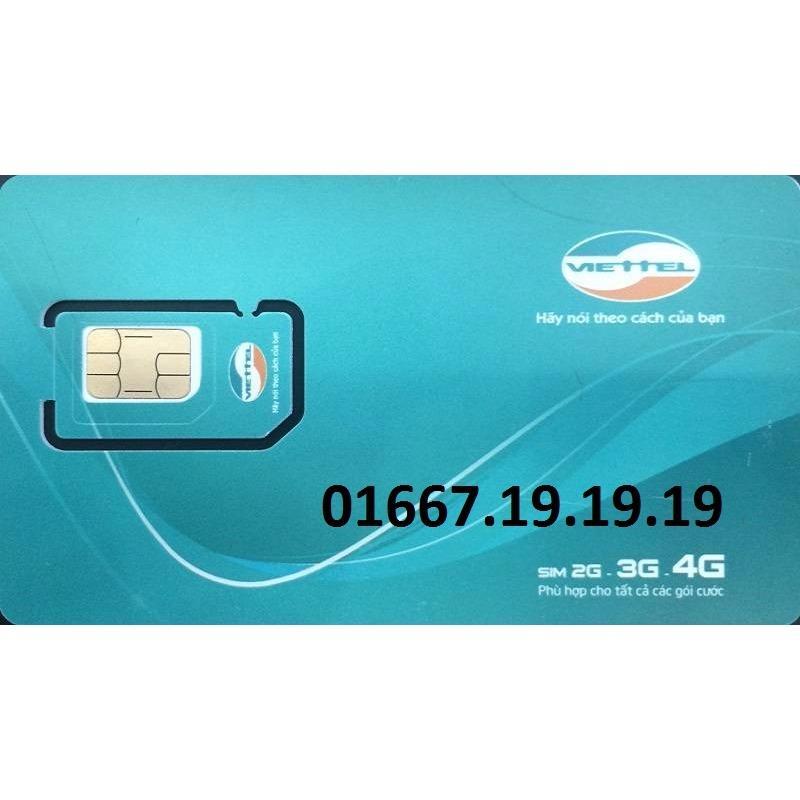 SIM SỐ ĐẸP 01297.19.19.19