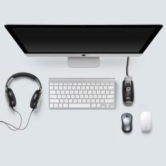 Simida Công Nghệ Cuộc Sống Thông Minh Tốc Độ Cao 4 Cổng USB 2.0 USB OTG Bộ Chia Cho Laptop Apple Macbook Air 50 cm-quốc tế