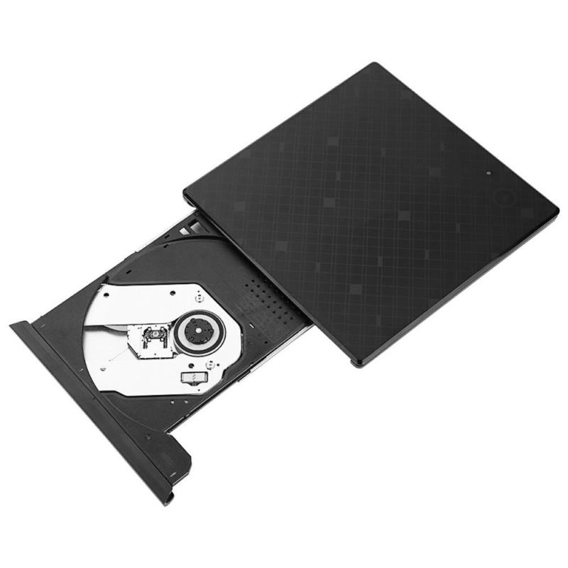 Bảng giá Slim Portable Touch Control USB3.0 CD-ROM Optical Drive External DVD+/-RW Burner Writer Player - intl Phong Vũ