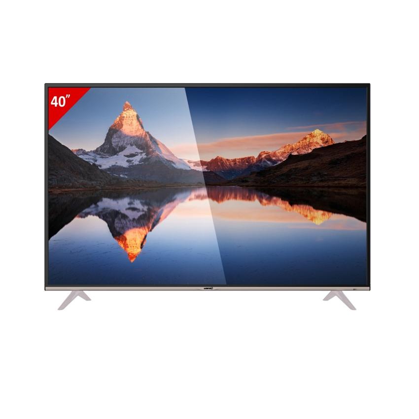 Smart Tivi Asanzo 40 inch HD - Model 40AS320 (Đen) - Hãng phân phối chính thức