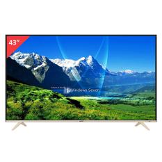 Smart Tivi ASANZO 43 inch Full HD – Model 43AS500 (Đen) – Hãng phân phối chính thức