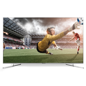 Smart Tivi GLED Skyworth 43inch 4K - Model 43K920S (Trắng)