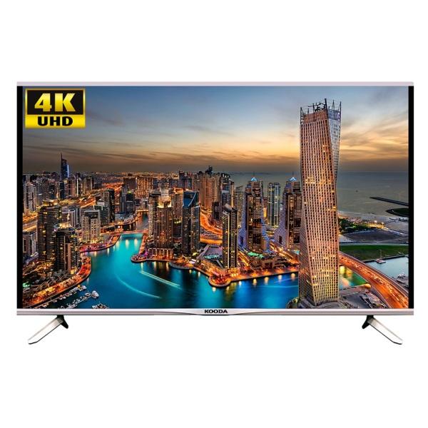 Bảng giá Smart Tivi Kooda 55 inch 4K UHD - Model K55U1 (Đen) - Hãng phân phối chính thức