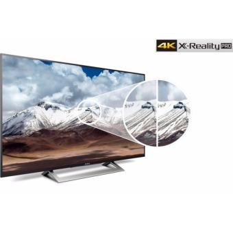 Smart Tivi Led 4k Sony 49 Inch Kd-49x9000e(Đen)