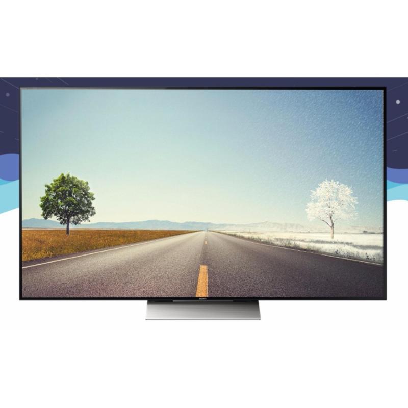 Bảng giá Smart Tivi Led 4k Sony 55 Inch Kd-55x9000e(Đen)