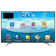Smart Tivi ASANZO 40inch Full HD – Model 40E800 (Đen)