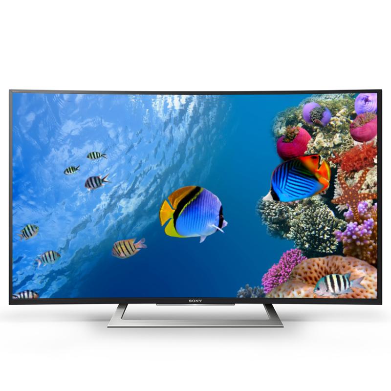 Bảng giá Smart Tivi LED màn hình cong Sony 50inch 4K UHD - Model KD-50S8000D (Đen)