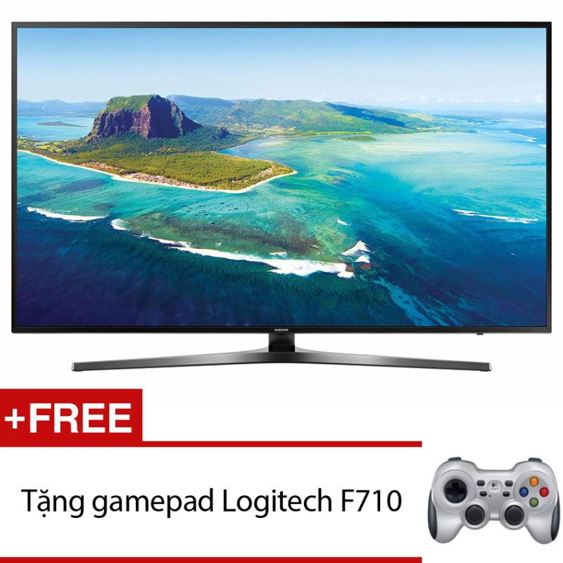 Bảng giá Smart Tivi LED Samsung 65inch 4K – Model UA65KU6400KXXV (Đen) + Tặng gamepad Logitech F710