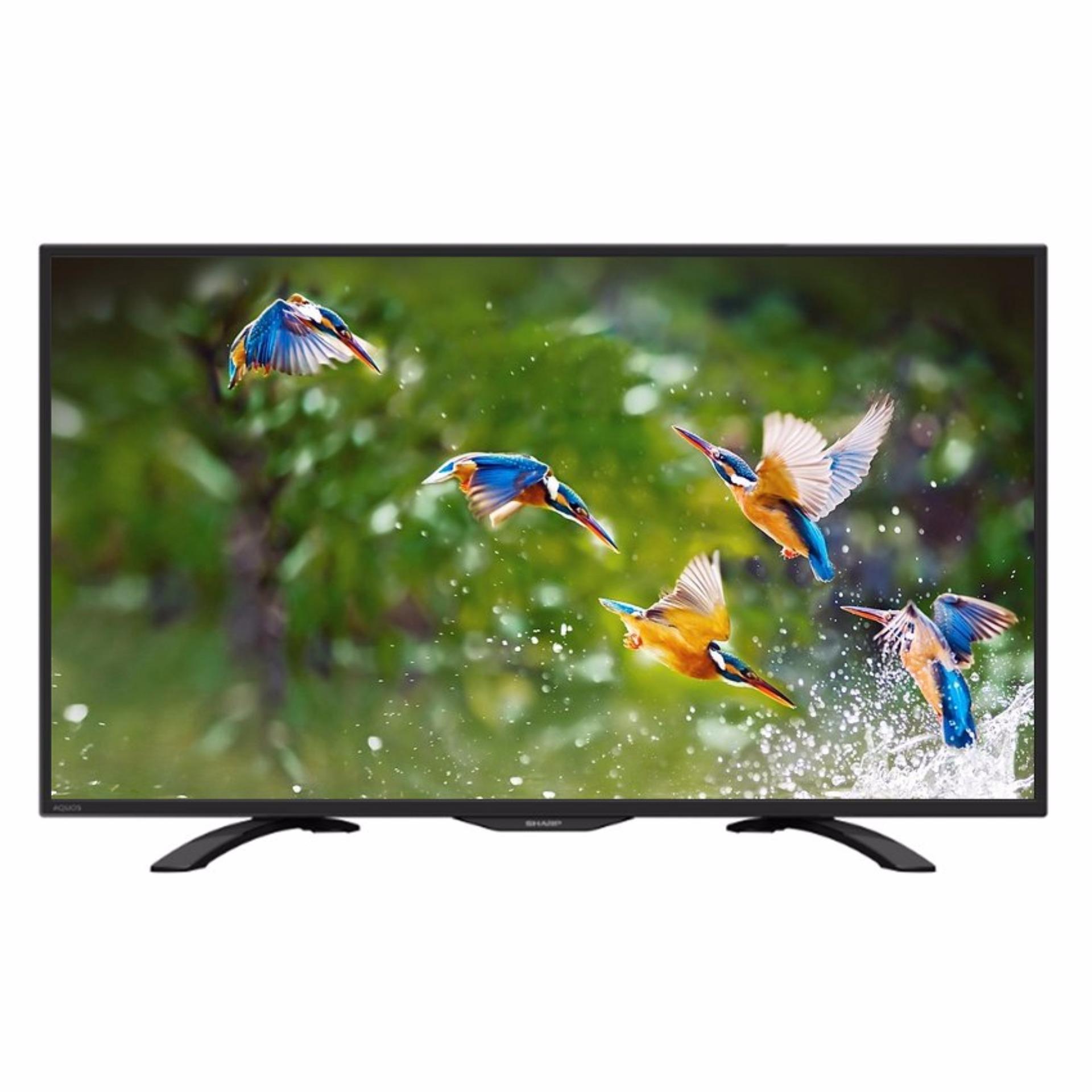 Báo Giá Smart Tivi LED Sharp AQUOUS 45 inch – Model LC-45LE280X (Đen) – Hãng phân phối chính thức