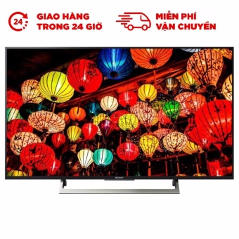Smart Tivi LED Sony 43inch 4K UHD - Model KD-43X8000E