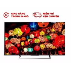 Giá Smart Tivi LED Sony 43inch 4K UHD – Model KD-43X8000E (Đen) Tại Điện máy Media Smart (Hà Nội)